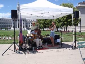 Civic Center Eats, downtown Denver